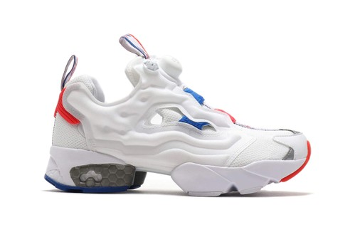 Reebok Instapump Fury Appears With New Branded Embellishment
