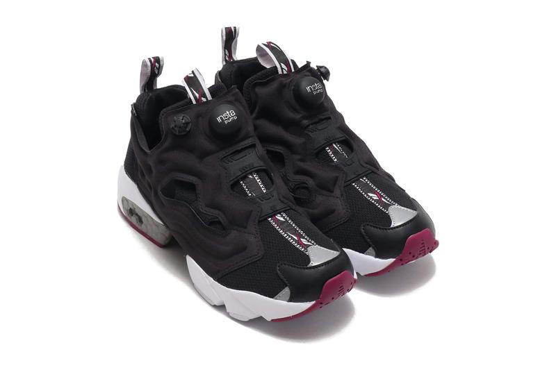 reebok instapump fury black white brazen berry white radiant red humble blue 3f3143 ef3144 release date info photos price