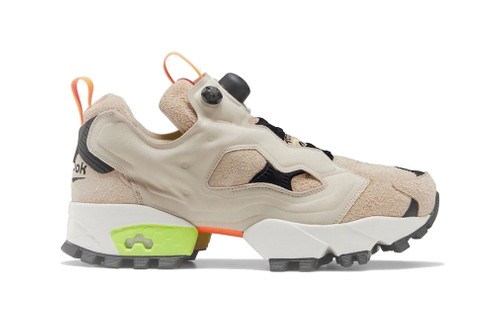 Reebok's Instapump Fury Trail Beefs up for Winter