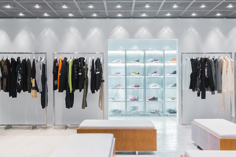Reopened HBX Hong Kong Location Look Inside Info Hours When Buy What Sell Where Streetwear in Location