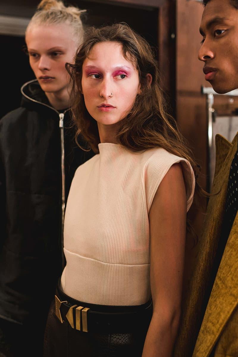 RHUDE Fall Winter 2020 Paris Fashion Week Show Backstage Rhuigi Villasenor Vans