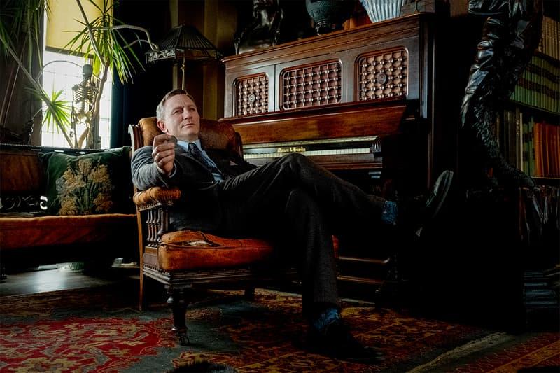 Rian Johnson Knives Out Sequel daniel craig rumors golden globes james bond Release Info
