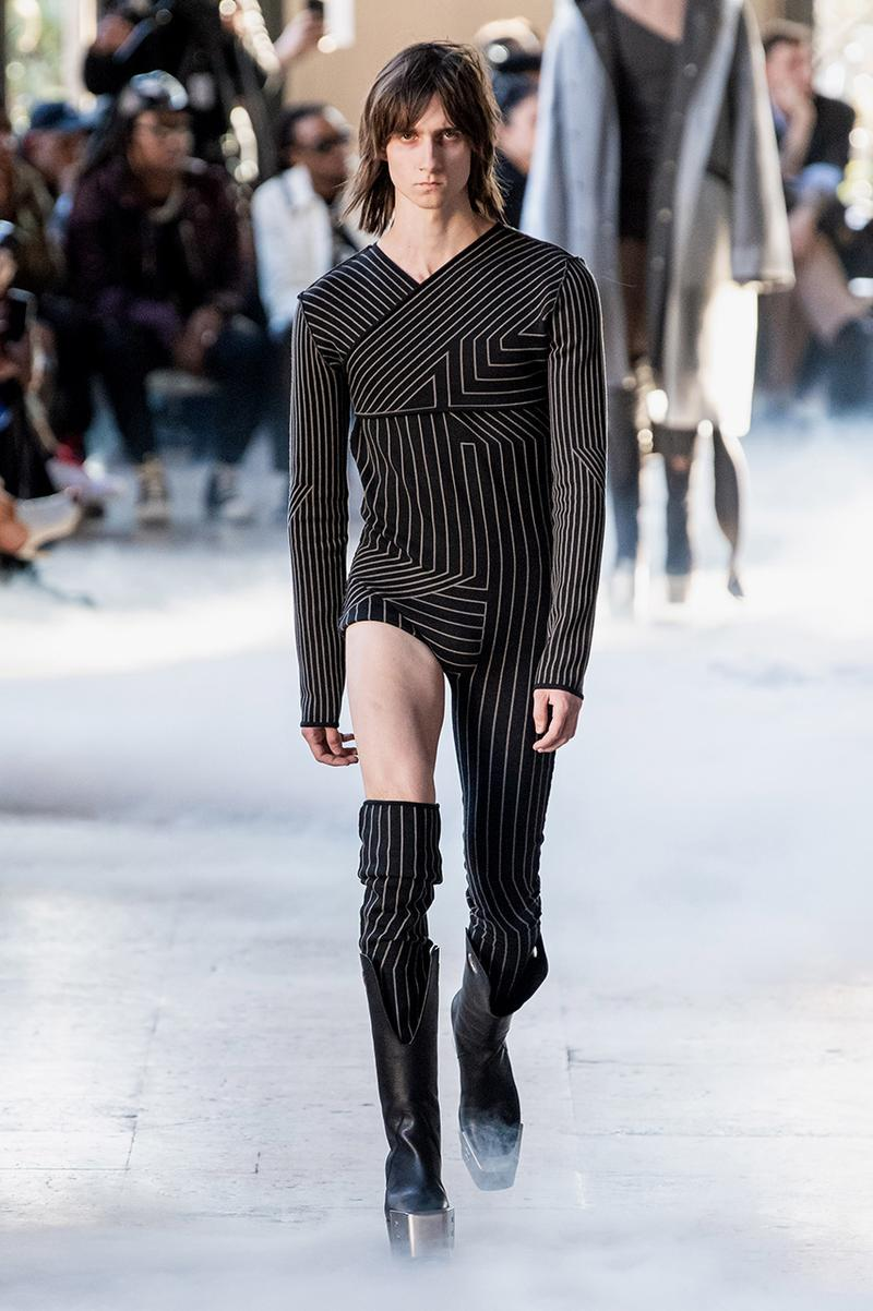 Rick Owens Performa Paris Fashion Week Men S Fw20 Hypebeast