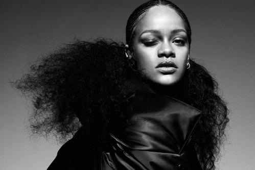 "Rihanna Co-Curates ""Rihannazine"" for 'i-D' Magazine's 40th Anniversary Issue"