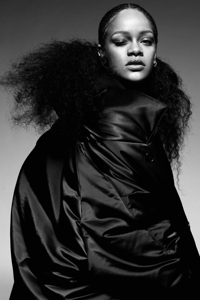 rihanna id i-d magazine 40th anniversary rihannazine print issue edition