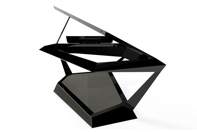 Roland Facet Grand Piano GPX-F1 CES 2020