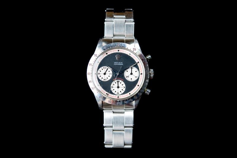 Unworn 1970s Rolex Oyster Paul Newman Appraisal | HYPEBEAST