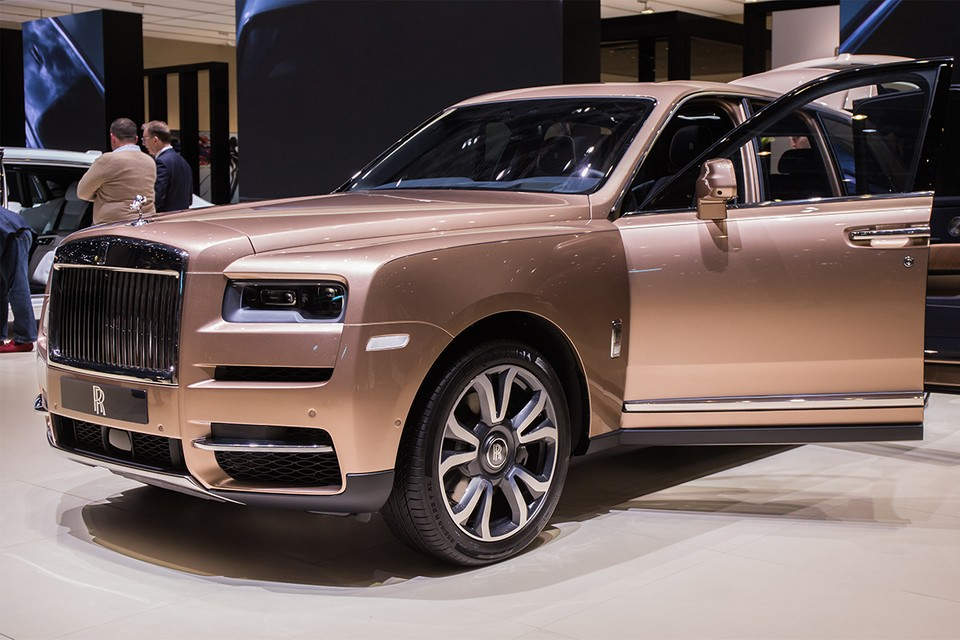 Rolls-Royce Sets New Sales Record Thanks to Its $400,000 USD Cullinan