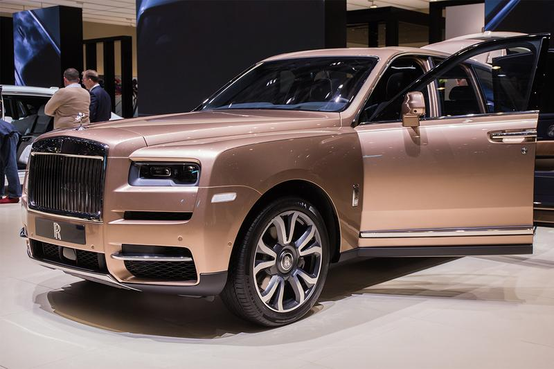 rolls royce bmw british cars luxury cullinan suv 2019 sales record