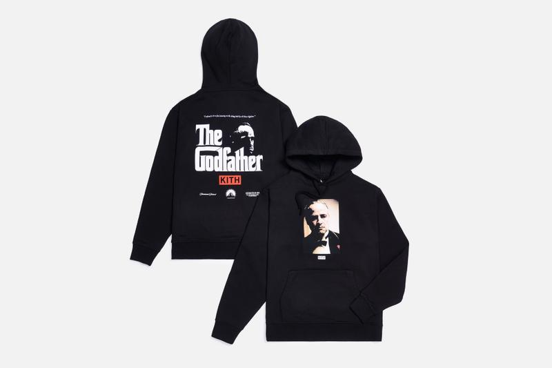 'The Godfather' x KITH Collaborative Capsule collaborations KITH MONDAY PROGRAM ronnie fieg