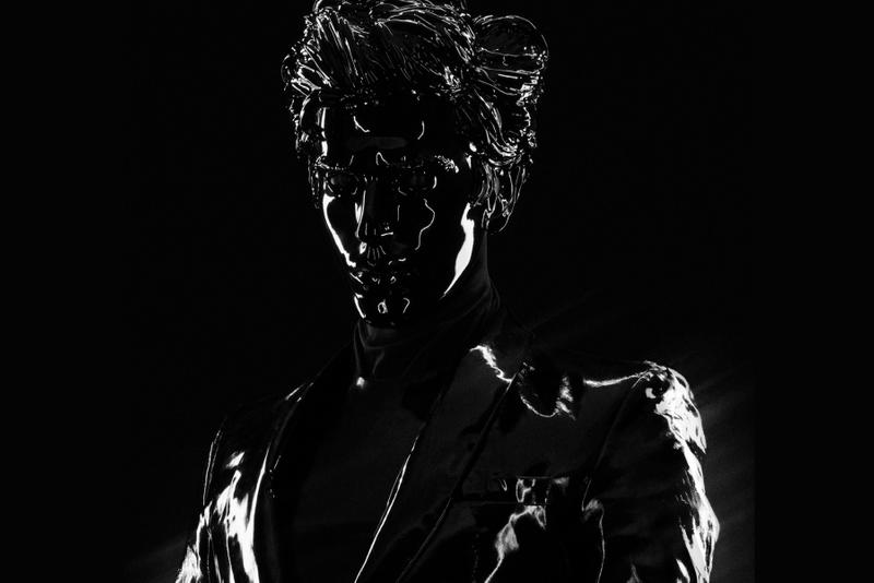 """Listen to Gesaffelstein's Remix of Rosalía's """"A Pale"""" stream spotify apple music techno analog synths pop sinister el  guincho frank dukes new flamenco"""