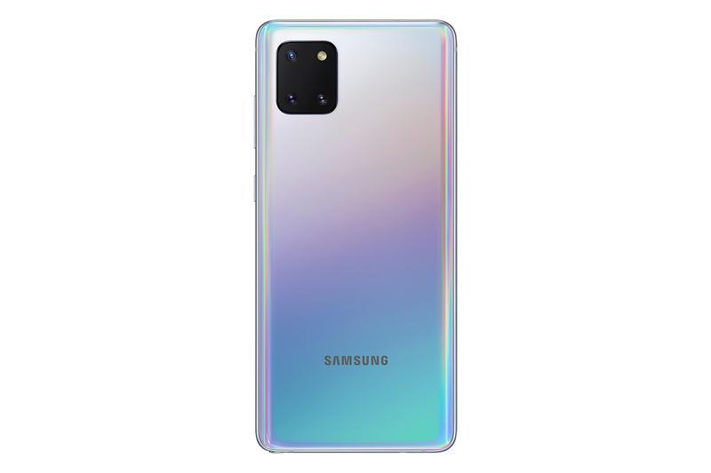 Samsung Lite Versions Galaxy S10 Note 10 smartphone affordable telephoto ultra wide angle lens triple camera battery life CES las vegas