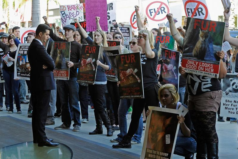 international fur federation trade commerce US constitution san francisco fur sales ban california district court