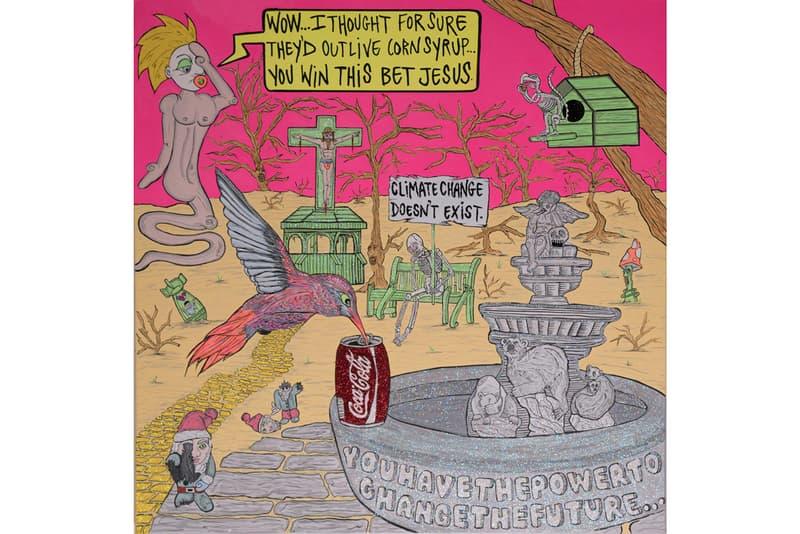 sean kush solo exhibition superchief gallery los angeles california comics lowbrow art urban contemporary