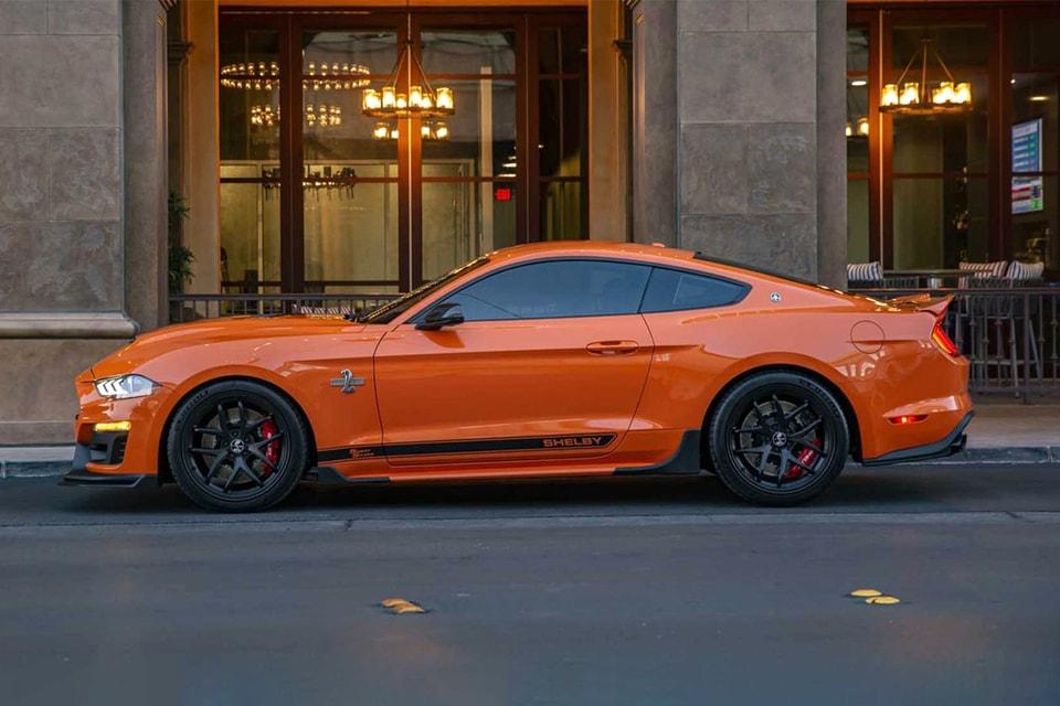 The 2020 Shelby Super Snake Bold Mustang Packs 825 Horsepower
