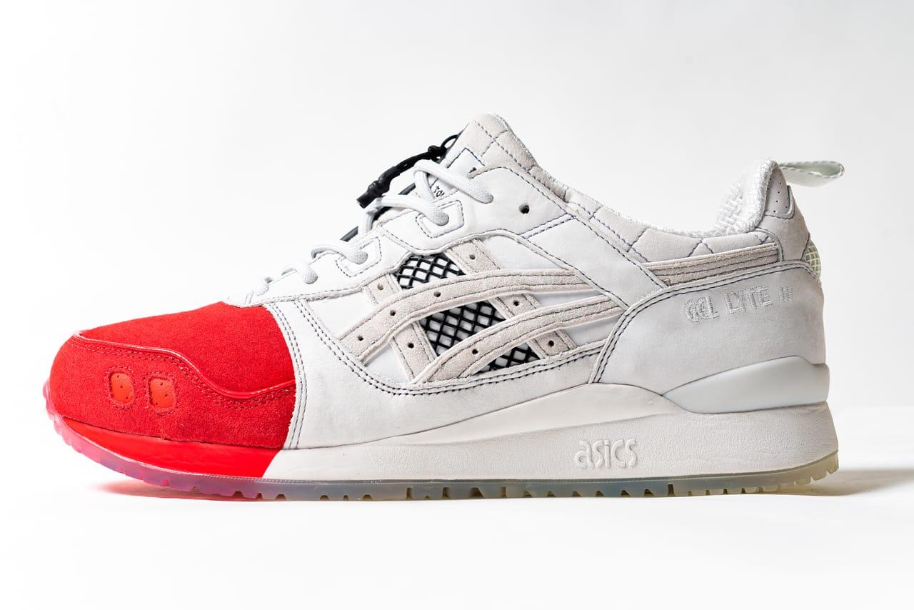 mita sneakers x ASICS GEL-LYTE III OG