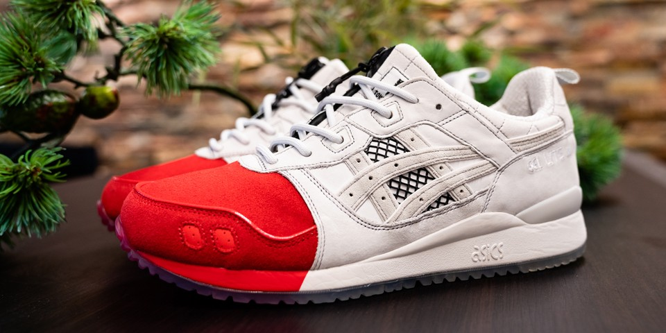 Shigeyuki Kunii of mita sneakers Breaks Down the ASICS GEL-LYTE III OG Collaboration