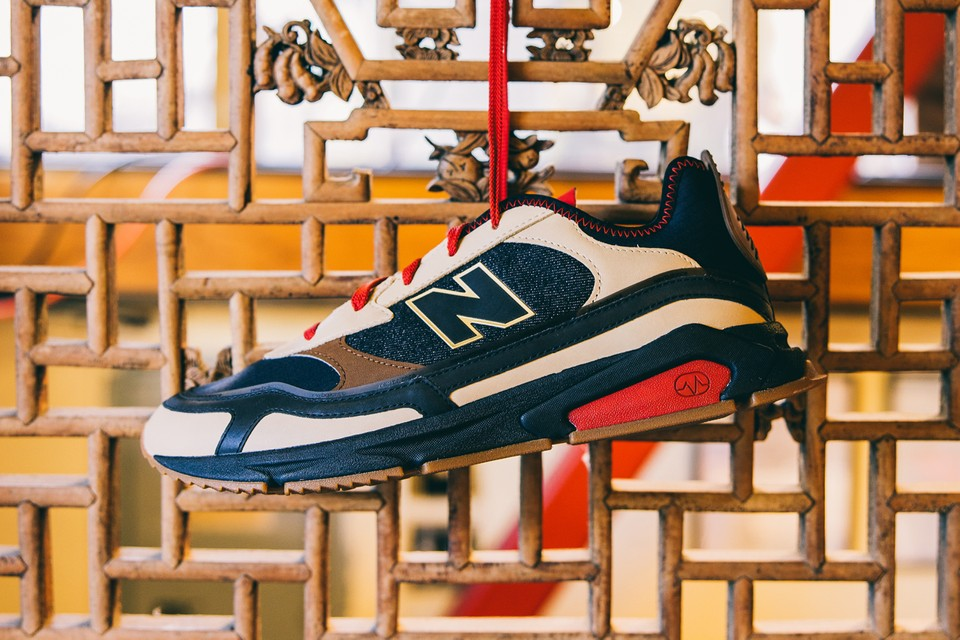 "Shoe Palace x New Balance X Racer ""Year of the Rat"" Celebrates Chinese New Year"