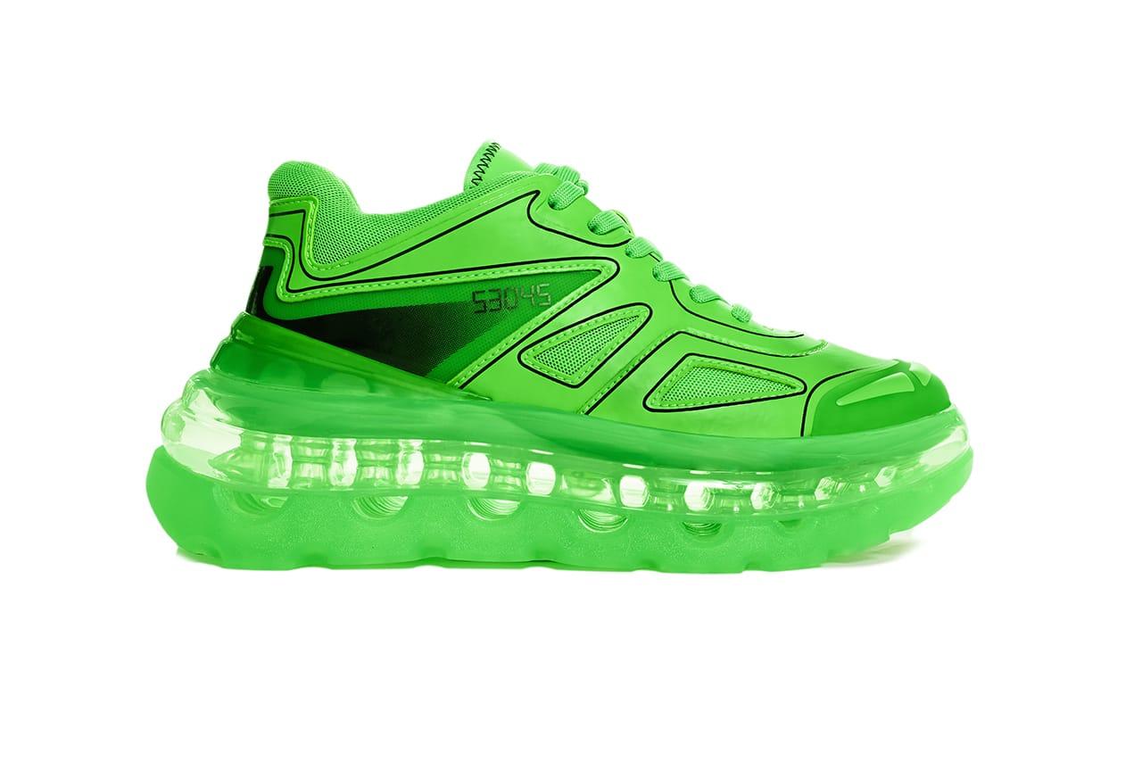 Shoes 53045 Bump'Air Neon Series