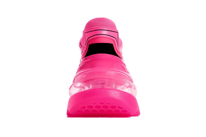 Shoes 53045 Bump'Air Neon Series Release Information Sneaker Drops Green Pink Mix and Match London Fashion Week Yu Masui Footwear Chunky Triple S Designer Remove term: David Tourniaire-Beauciel David Tourniaire-Beauciel