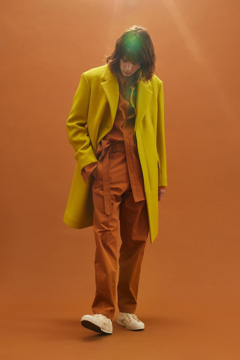 Sies Marjan Fall/Winter 2020 Menswear Lookbook Collection fw20 paris fashion week sander lak pfw