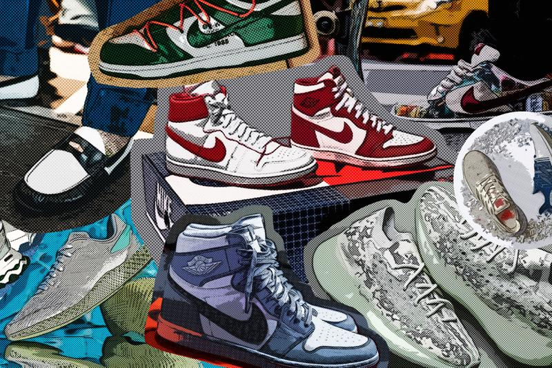 2020 sneaker trends predictions forecast olympics nike adidas alpha fly tokyo loafers dunk sb virgil abloh travis scott kanye west parley futurecraft loop power lacing gore tex luxury dior jordan brand air 1 yeezy