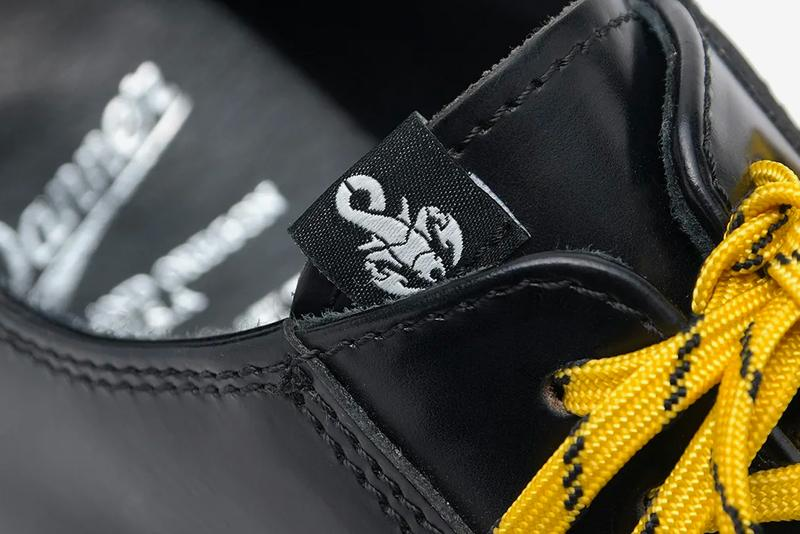 SOPHNET Danner Black Leather Postman Shoes Japanese footwear sneakers runners trainers kicks postman derby trekking laces spring summer 2020 collection buffed full grain smooth