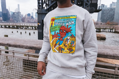 "BAIT & Champion Come Together to Celebrate the ""Amazing"" Spider-Man"