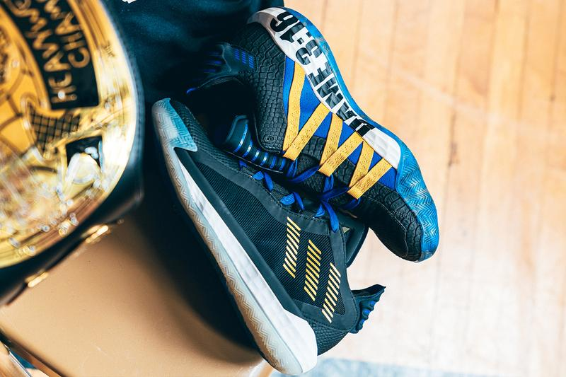 Stone Cold Steve Austin adidas Dame 6 Release Info Buy Price WWE Royal Rumble