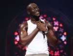 """Stormzy Performs """"Crown"""" in His US Television Debut on 'Jimmy Fallon'"""