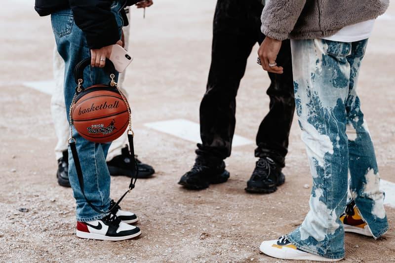 Streetstyle Paris Fashion Week Fall/Winter 2020 street style fashion men's
