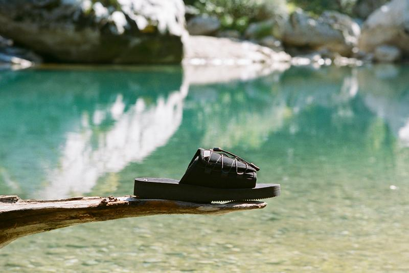 SUICOKE Spring 2020 Collection Campaign Release Information Vibram Sole Unit Footwear SS20 Closer Look Summer Sandals injection molded
