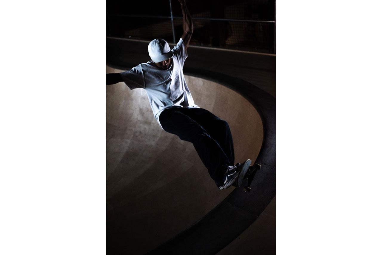 Supreme Team Member Lui Elliott San Francisco skater skateboard store inside look