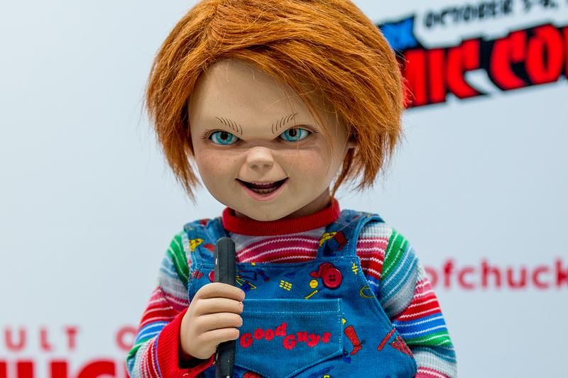 SyFy Order Chucky Horror Series mark hamill Release info Date NBC Universal Childs play Don Mancini David Kirschner.