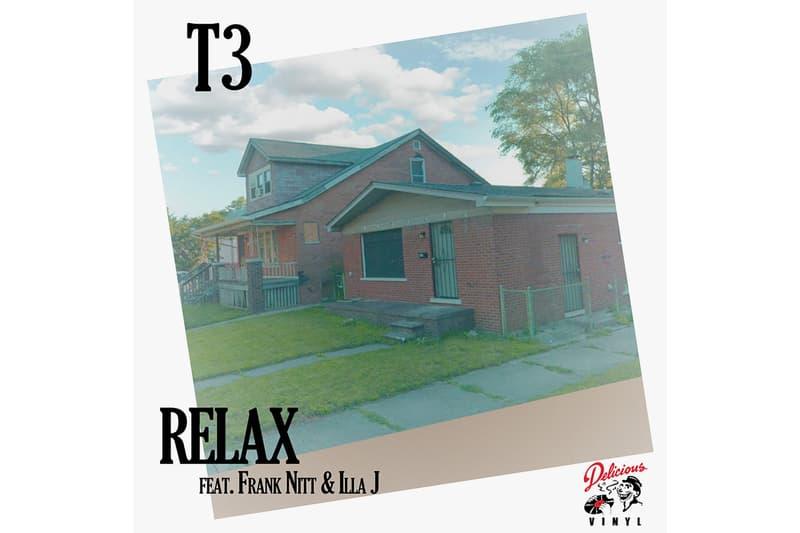 "T3 of Slum Village Announces New Solo Album ruckazoid teeko Illa J And Frank Nitt detroit hip-hop rap ""Relax"" lead single spotify apple music listen now Mr. Fantastic"