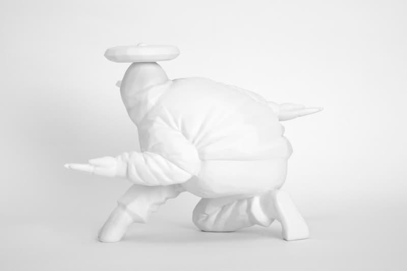 taku obata bboy jiki sculpture edition release vinyl figure artwork