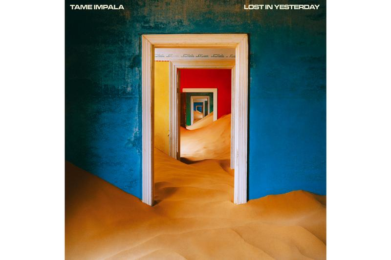 Tame Impala Lost in Yesterday Single Stream the slow rush kevin parker