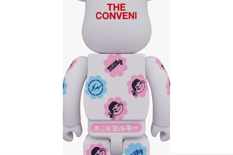 The Conveni x Fuijya Co. x Medicom Toy Peko-Chan Collectibles toys bearbrick drop info price details soft vinyl figurines design art