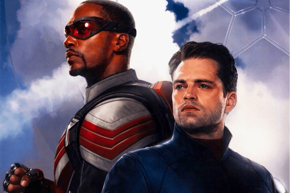 'The Falcon and the Winter Soldier' Official Poster Revealed