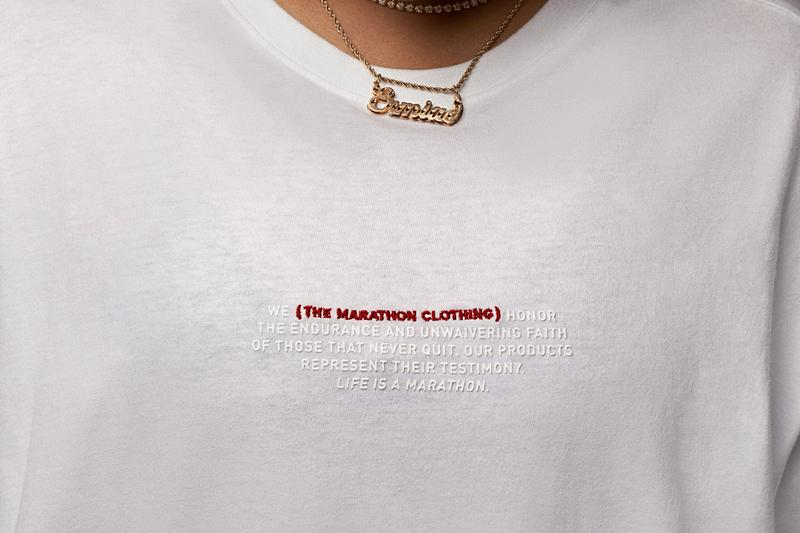 puma nipsey hussle the marathon clothing tmc first debut collection re release restock info photos price date