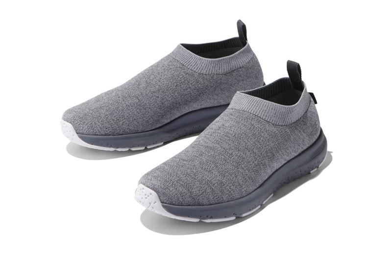 The North Face Velocity Knit Gore Tex Invisible Fit shoes footwear sneakers boots waterproof kicks runners trainers utilitarian spring Summer 2020 breathable permeable performance
