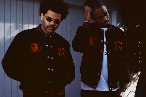 BAPE & The Weeknd Team up on Second Collaborative Capsule