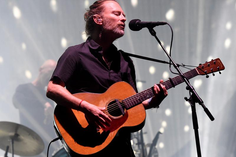Thom Yorke Atoms for Peace B Sides Hearing Damage Stream Tomorrow's Modern Boxes Tour dates