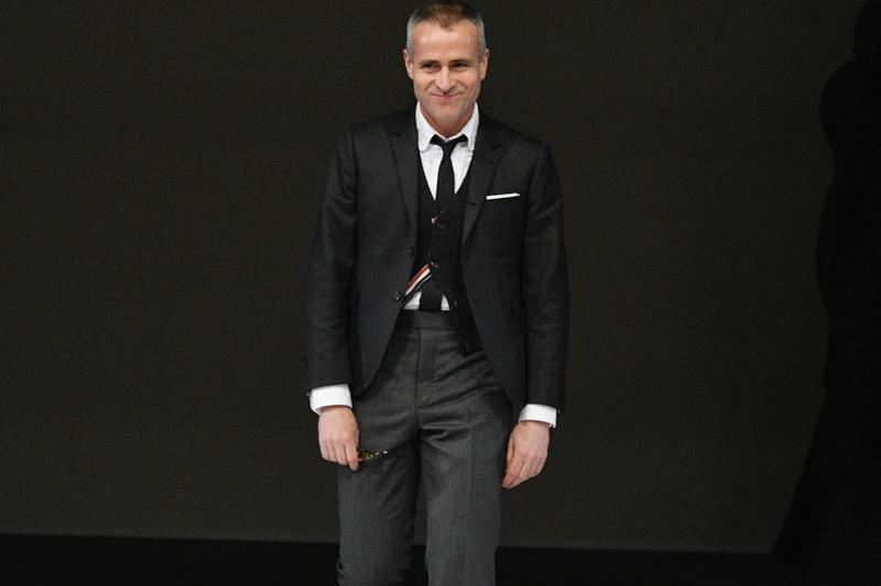 Thom Browne Teases Partnership With Samsung  galaxy instagram post  deal