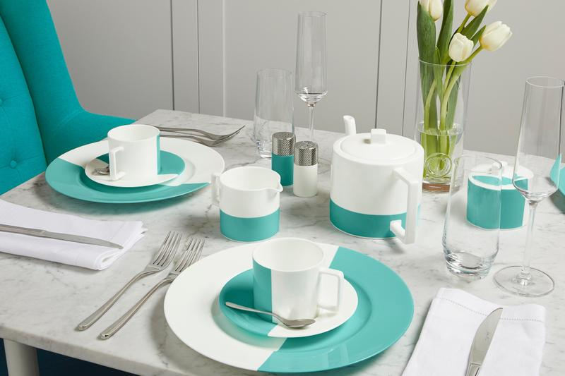 Tiffany & Co Opening London Café in Harrods pop-ups food and beverage audrey hepburn Europe drinks afternoon tea breakfast dinner lunch