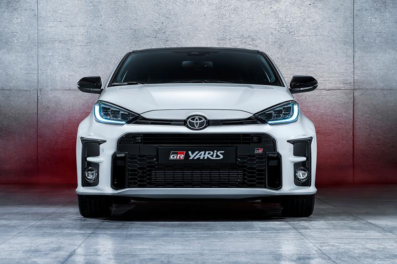Toyota GR Yaris World Rally Competition Inspired Hot Hatch Release Car Automotive News Japanese Sportscar Tommi Mäkinen Racing Four Wheel Drive WRC 2020 Tokyo Auto Salon