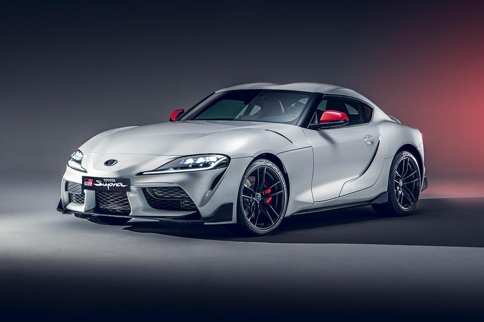 "Toyota Announces Turbo 2.0-L ""Fuji Speedway"" GR Supra"