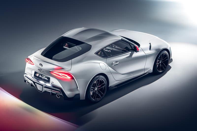 "Toyota Turbo 2.0-L ""Fuji Speedway"" GR Supra Info Supra BMW European Market Japan sports cars horsepower"