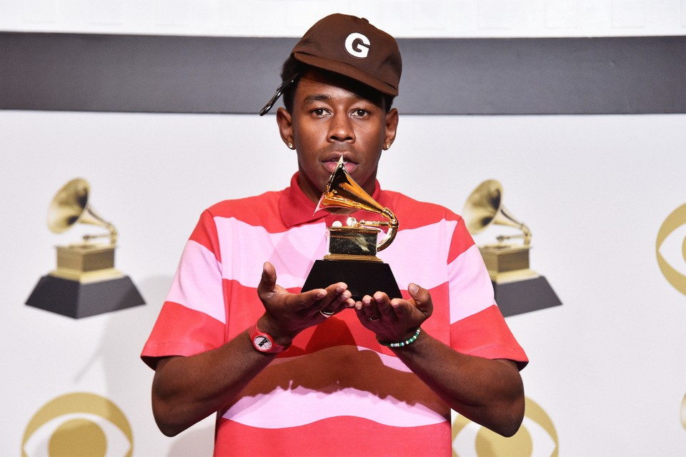 """Tyler, The Creator Accuses The GRAMMYs of Racial Bias with """"Urban"""" Category Win"""