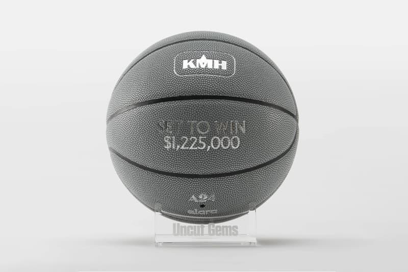 A24 Releases 'Uncut Gems' Merchandise winning bet ball furby KMH pendant zine josh benny  safdie adam sandler diamond grading chart